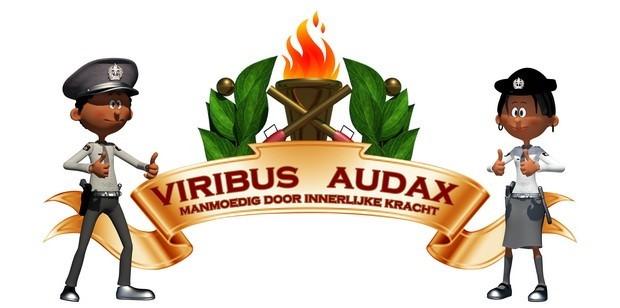 Viribus audax