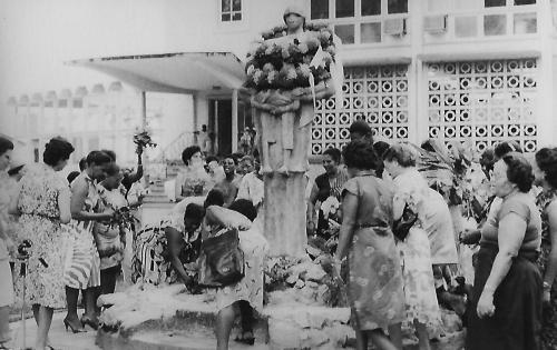 153. PVU introduceert Dag van de Vrouw in 1978