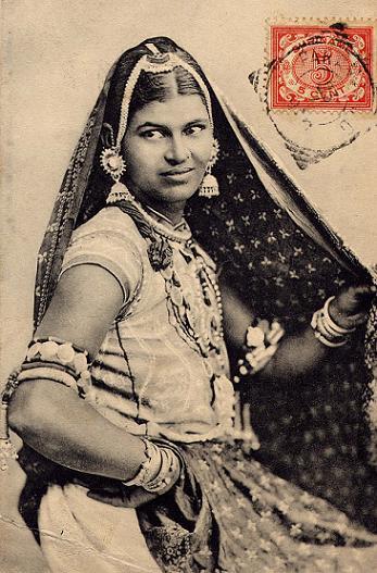 159 b Raswantia, Brits Indische in gala, foto Eugene Klein, omstreeks 1915-2